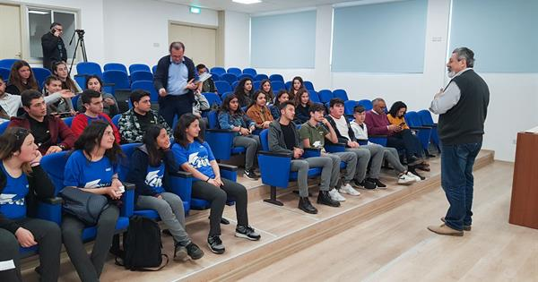 Erenköy High School Visits EMU School of Computing and Technology